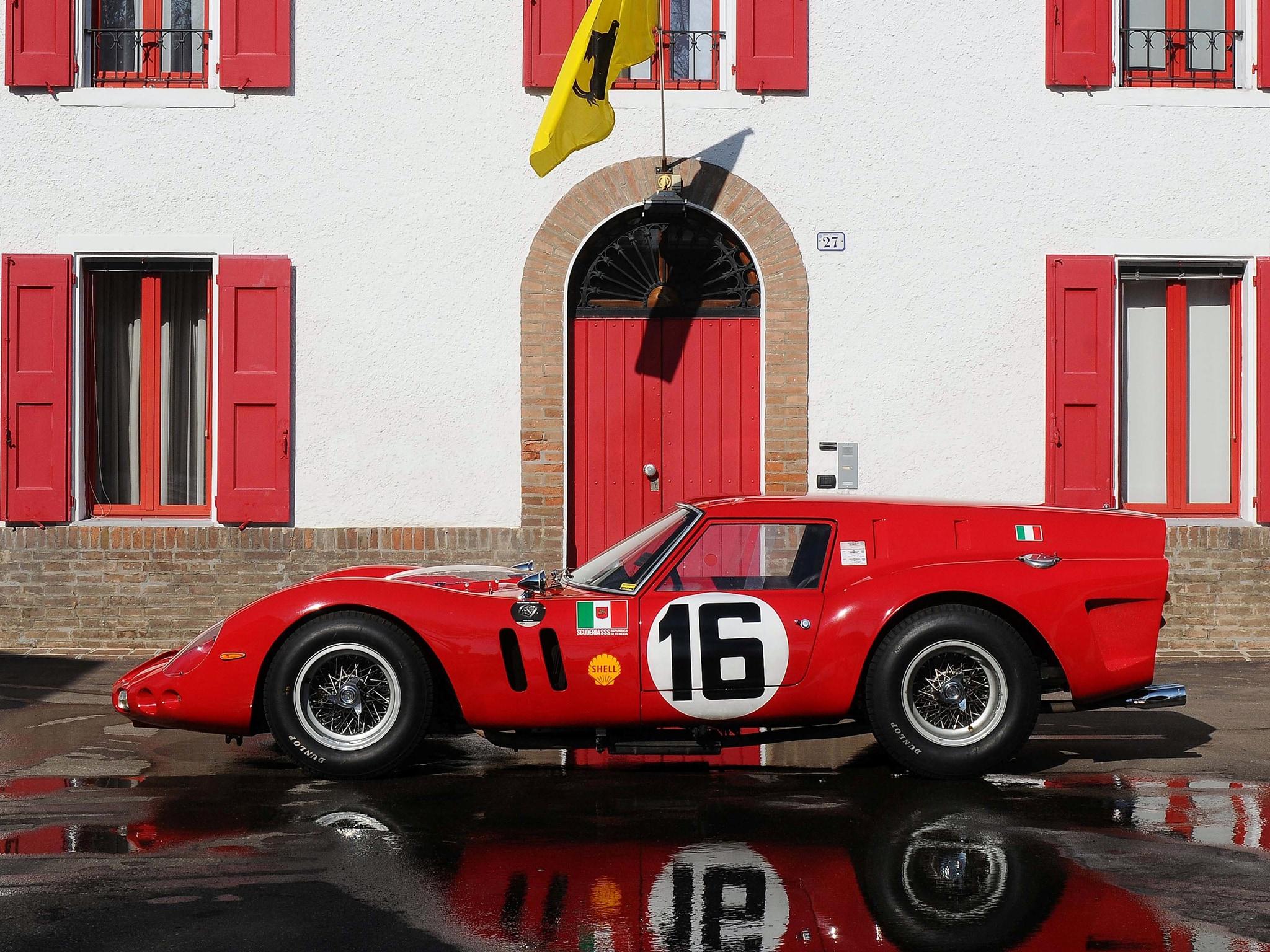 In-dimenticabili - Ferrai 250 GT - Drogo Breadvan