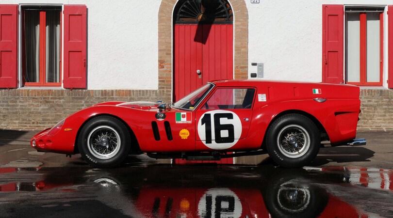 In-dimenticabili - Ferrari 250 GT - Drogo Breadvan