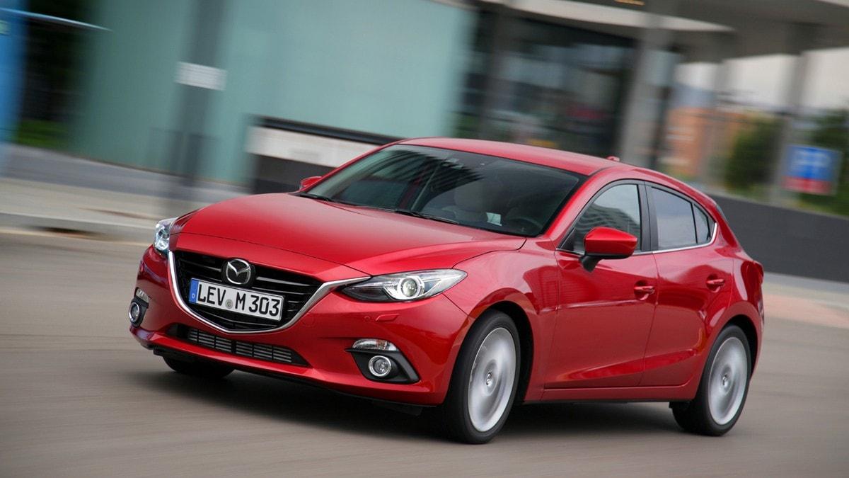 Mazda3 1.5 diesel: foto