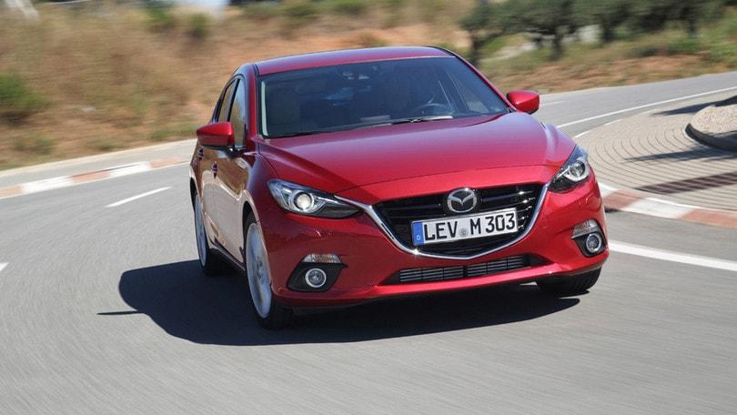 Mazda3, massima efficienza col nuovo 1.5 diesel