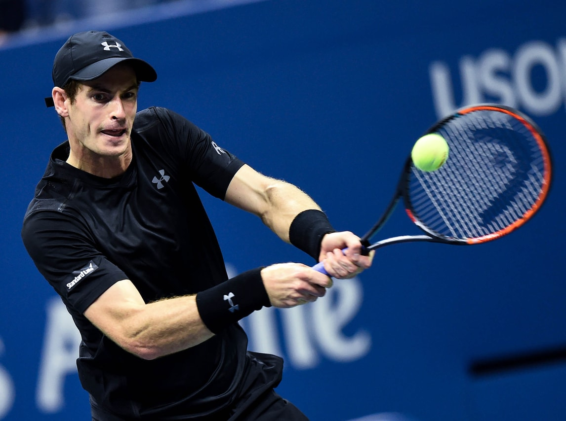 Tennis, Us Open: Murray strapazza Dimitrov e vola ai quarti