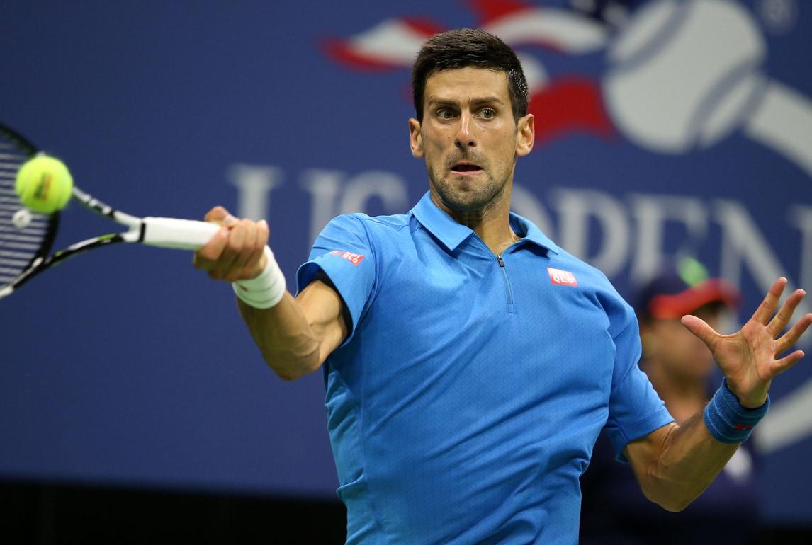 Us Open, Djokovic facile su Tsonga