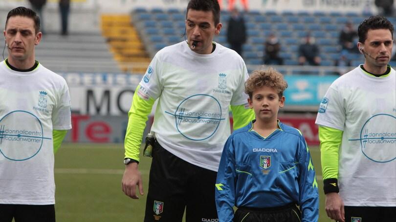 Serie B Ternana-Pisa, arbitra Rapuano
