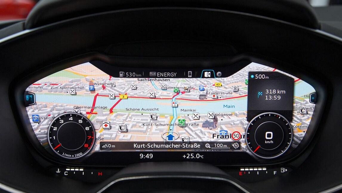 Audi, il futuro è connesso