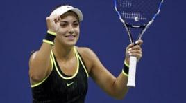 Ana Konjuh, la sorpresa degli US Open: a 18 anni batte la Radwanska