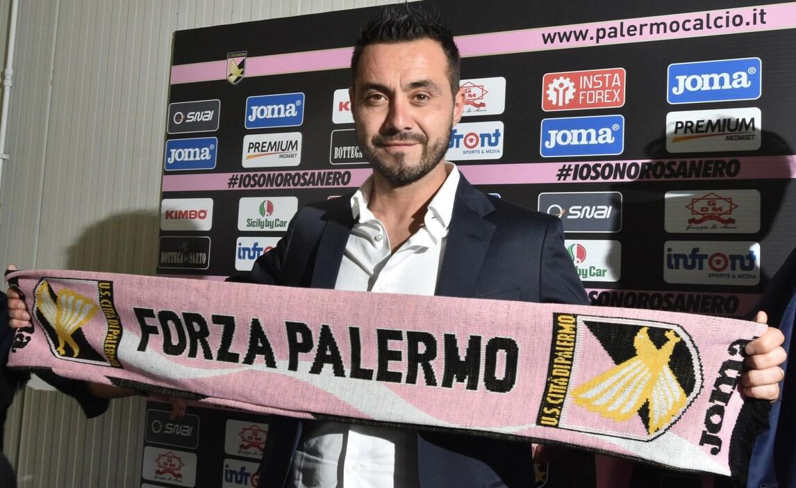 Serie A Palermo, De Zerbi: «Sono pronto all'avventura»