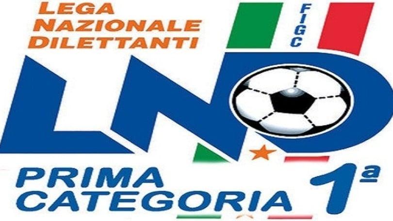 Prima Categoria, ufficializzati i nove gironi