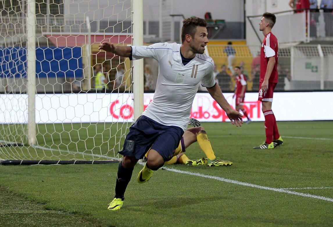 Under 21, Italia-Andorra 3-0: Di Francesco show, Euro 2017 a un passo