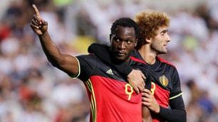 Cipro-Belgio 0-3: doppietta Lukaku