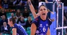 Volley: A1 Femminile, Carmen Turlea rinforzo di lusso per la Pomì