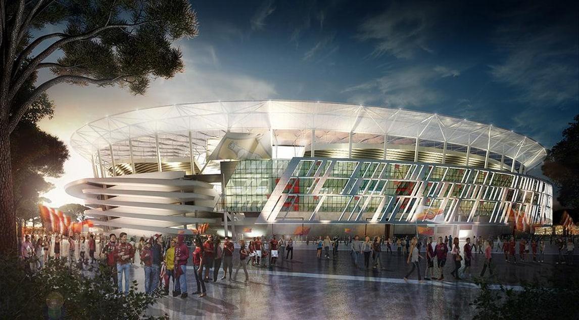 Stadio della Roma, ancora una frenata: slitta il via alla Conferenza dei Servizi