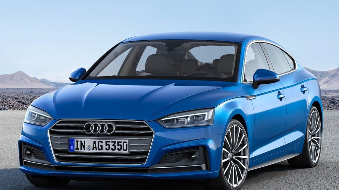 Audi, ecco la nuova S5 Sportback da 354 CV