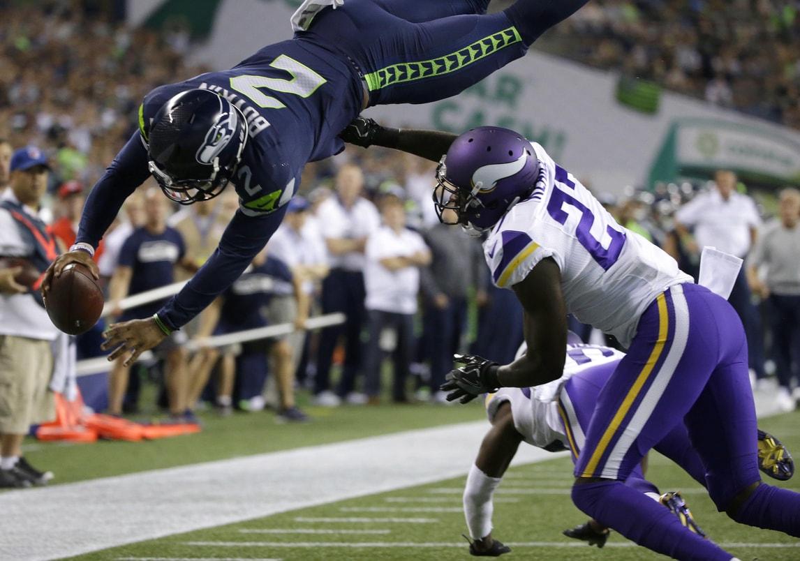 Nfl, New England e Carolina sfidano Seattle
