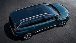Peugeot 5008: foto