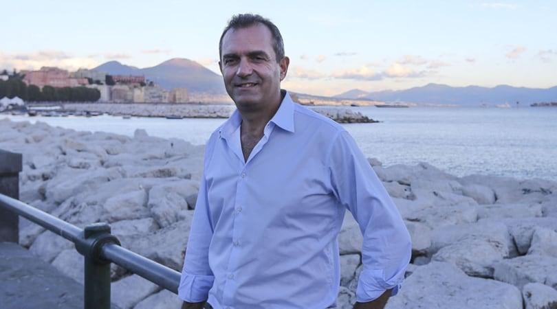 De Magistris: «Olimpiadi? Napoli pronta per il 2028»