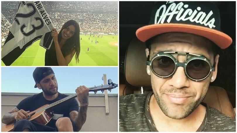 Social, Juventus superstar con Wanda Nara e lady Cassano