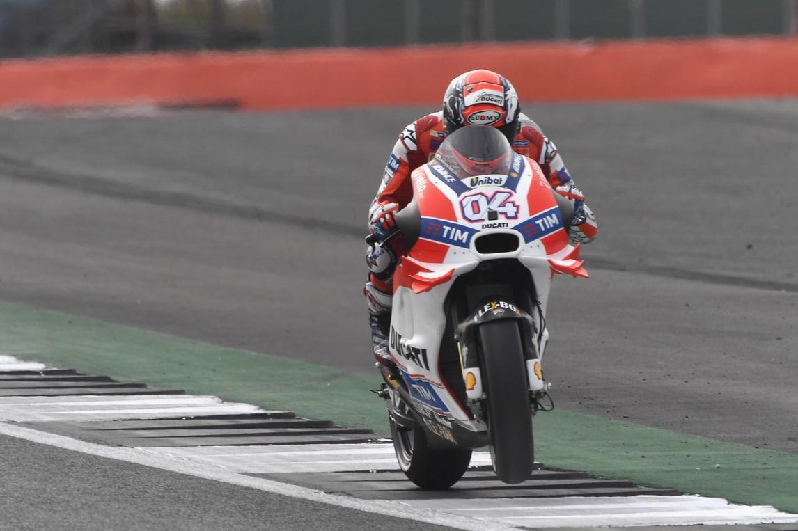 MotoGp, Ducati ottimista per Misano