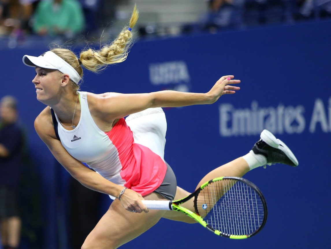 Tennis, Us Open: la Wozniacki da finale è data a 3,25