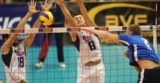Volley: Europei U. 20, Italia-Bielorussia 3-0, gli azzurri vincono la Pool