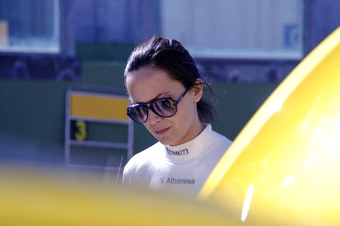 Valentina Albanese nuovo capo del motorsport di Porsche Italia