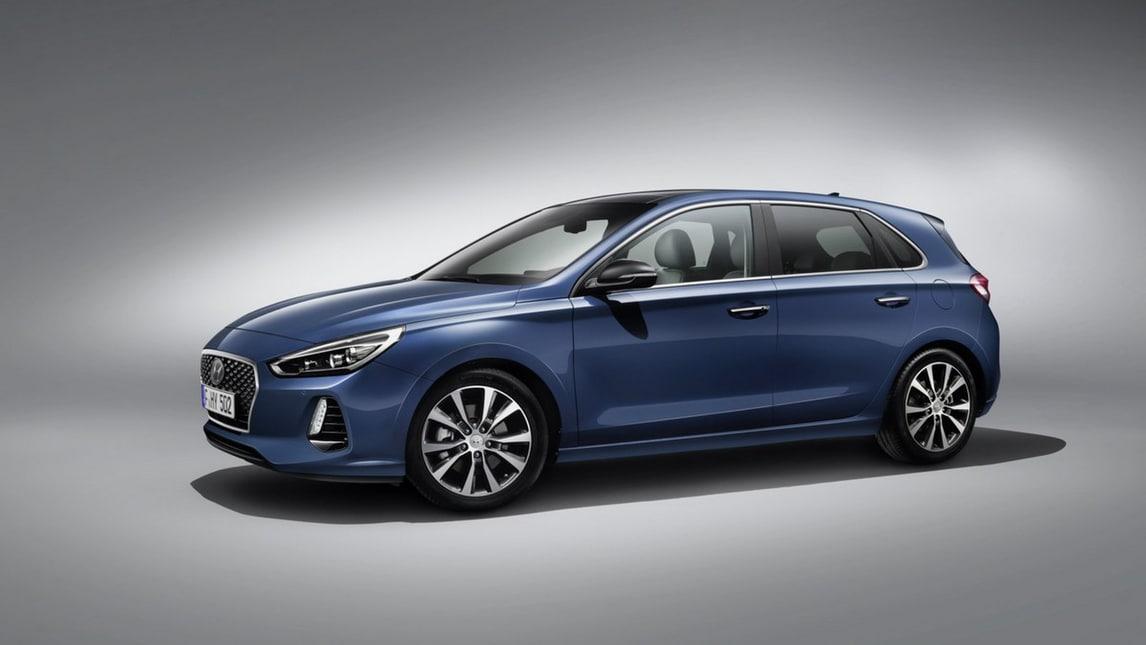 Hyundai i30: foto