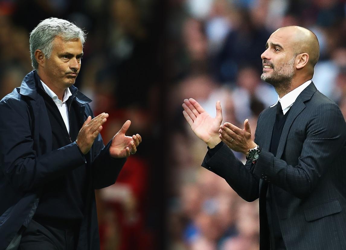 Premier League, United-City: per Pep e Mou numeri da Over