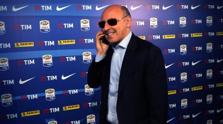 Juventus, Marotta: «Berardi è del Sassuolo, ma ne riparleremo»
