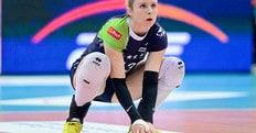 Volley: A1 Femminile, la polacca Durajczyk sarà il secondo libero della UYBA