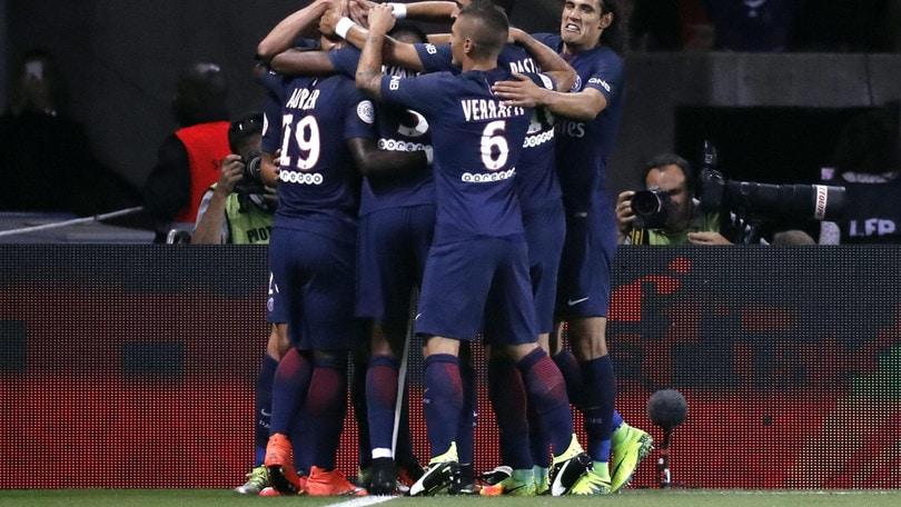 Ligue 1: Psg a quota facile con il St Etienne