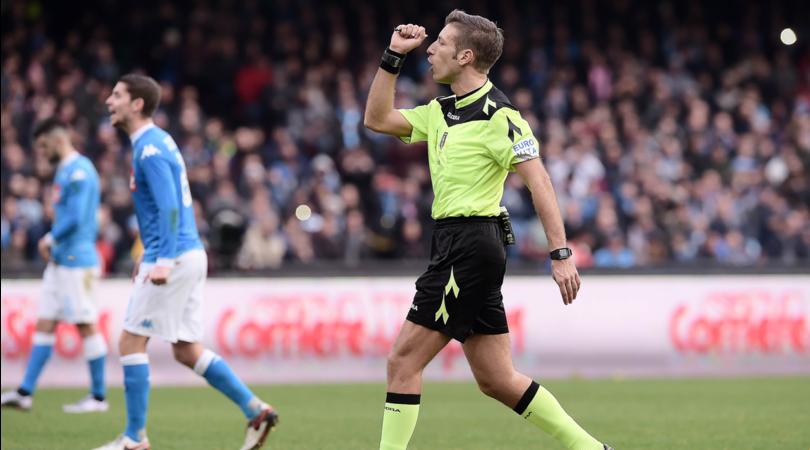 Serie A, Massa arbitrerà Bologna-Roma. Abisso per Lazio-Genoa