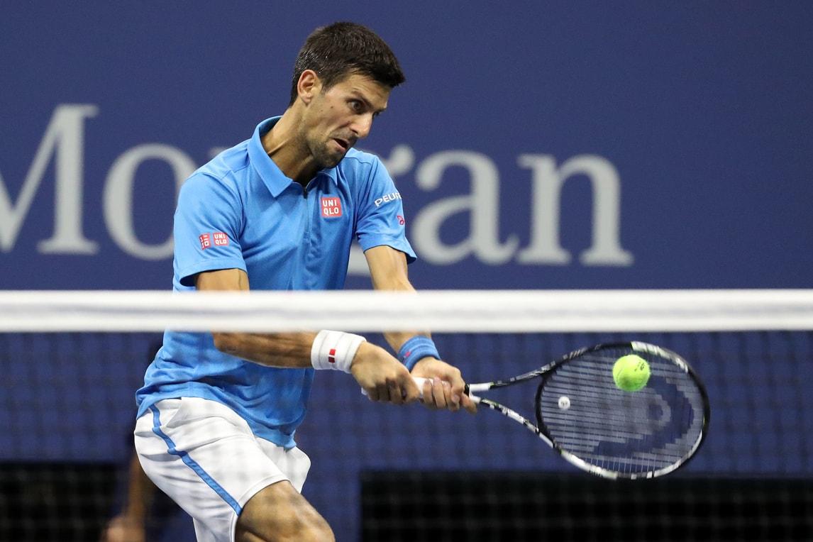 Tennis, Us Open: Djokovic a quota da finale contro Monfils