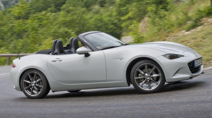 Mazda MX-5, splendida nostalgia: la prova