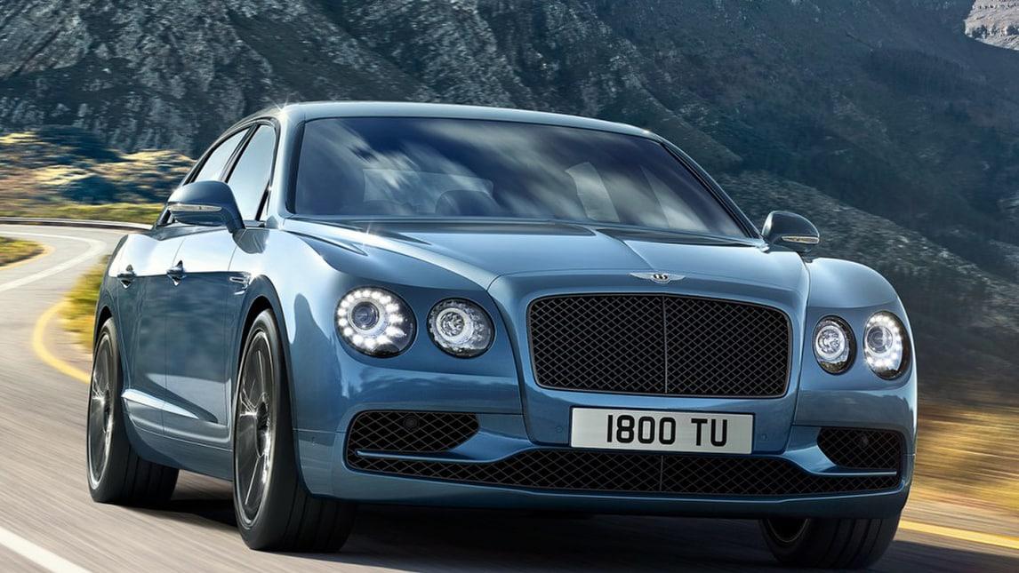 Bentley Flying Spur S, la limousine volante