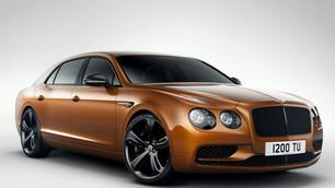 Bentley Flying Spur S: foto