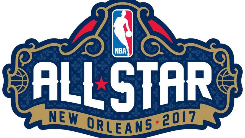 Basket NBA, svelato il logo dell'All Star Game 2017