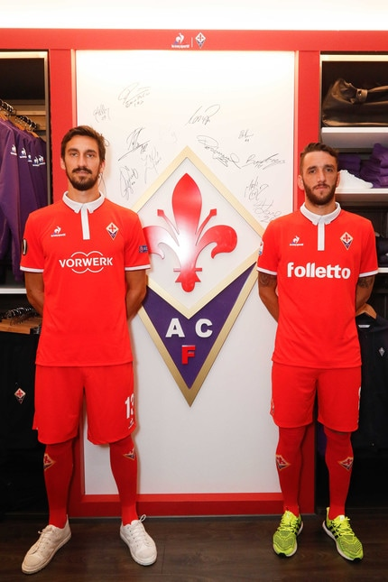 Terza Maglia Fiorentina originale