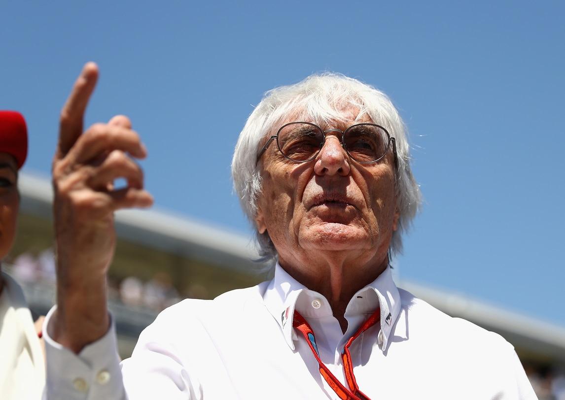 F1, Carey: «Con Ecclestone per rendere più grande questo sport»
