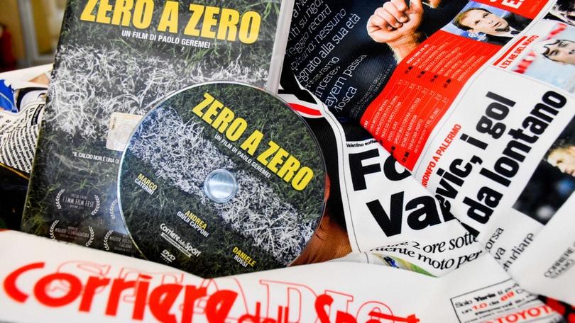 """Arriva il dvd """"Zero a Zero"""": le storie di tre grandi ex promesse"""
