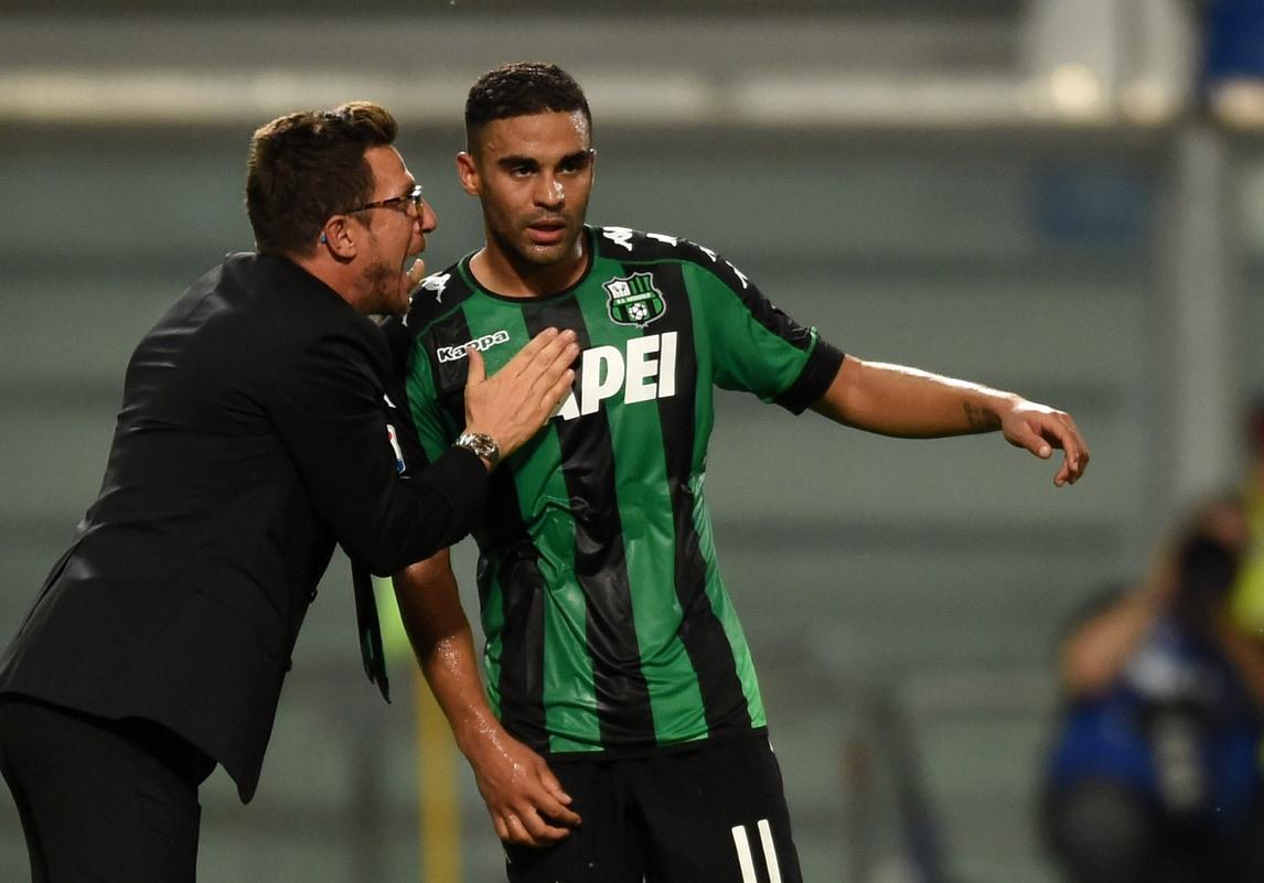 Serie A Sassuolo, Di Francesco: «Juventus forte: Berardi e Defrel sono out»