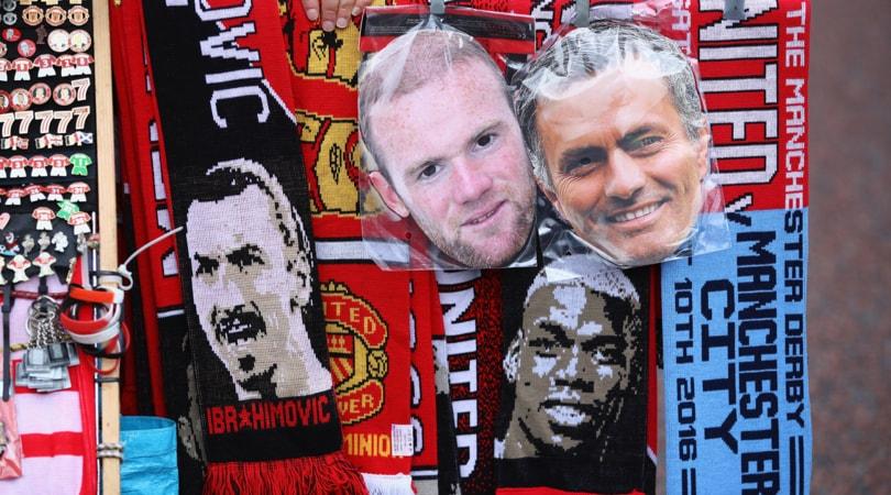 Premier League: diretta Manchester United-Manchester City, formazioni ufficiali