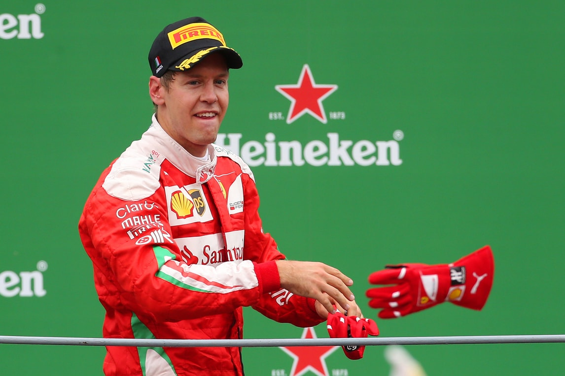 Ferrari Racing Days: c'è anche Vettel in pista ad Hockenheim