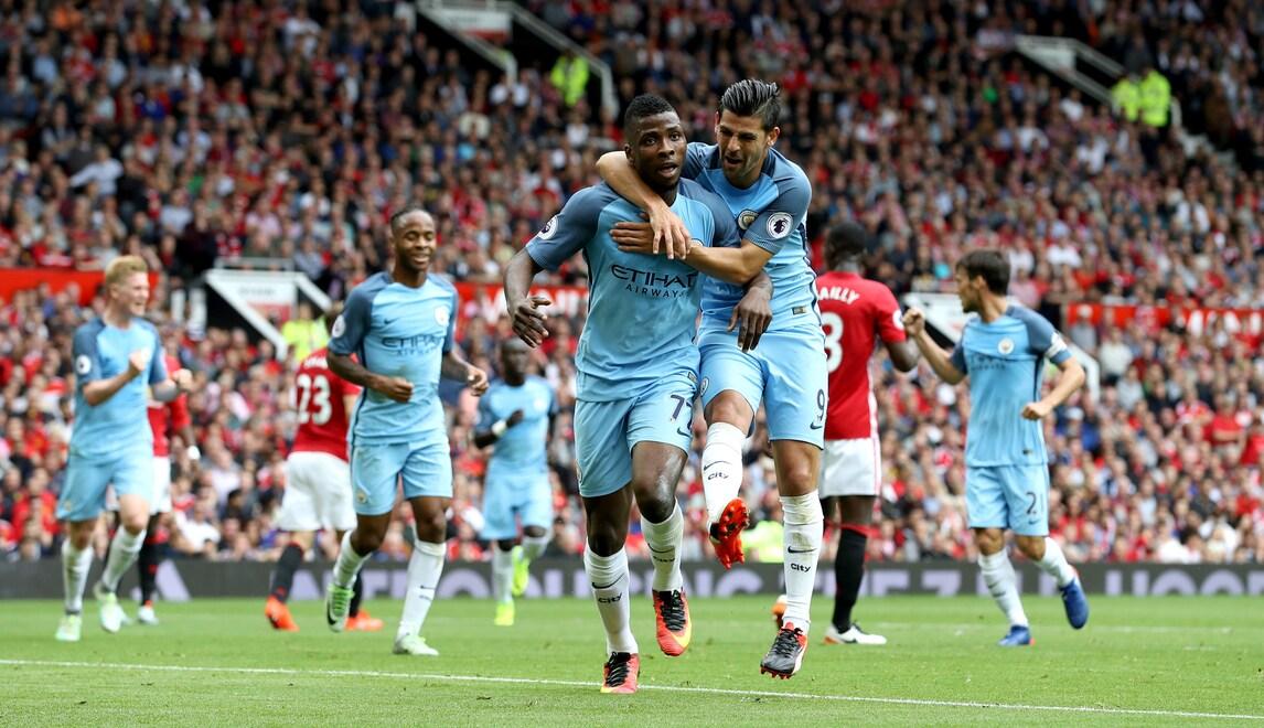 Premier League, Manchester United-Manchester City 1-2: la lezione di Guardiola a Mourinho
