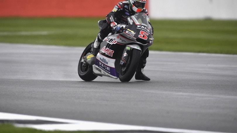 Moto2: pole Zarco, terzo Baldassarri