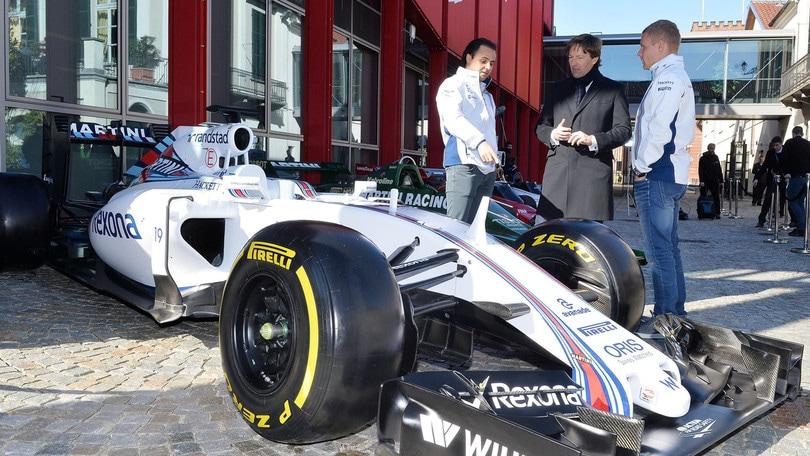 Ecco la Williams di KubicaIl nuovo sponsor è ROKiT