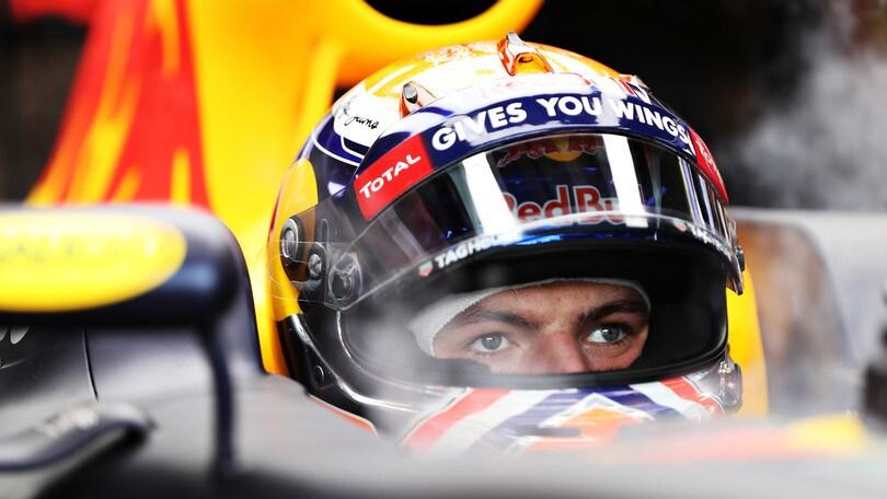F1 Red Bull, Marko con Verstappen: «E' il più popolare»