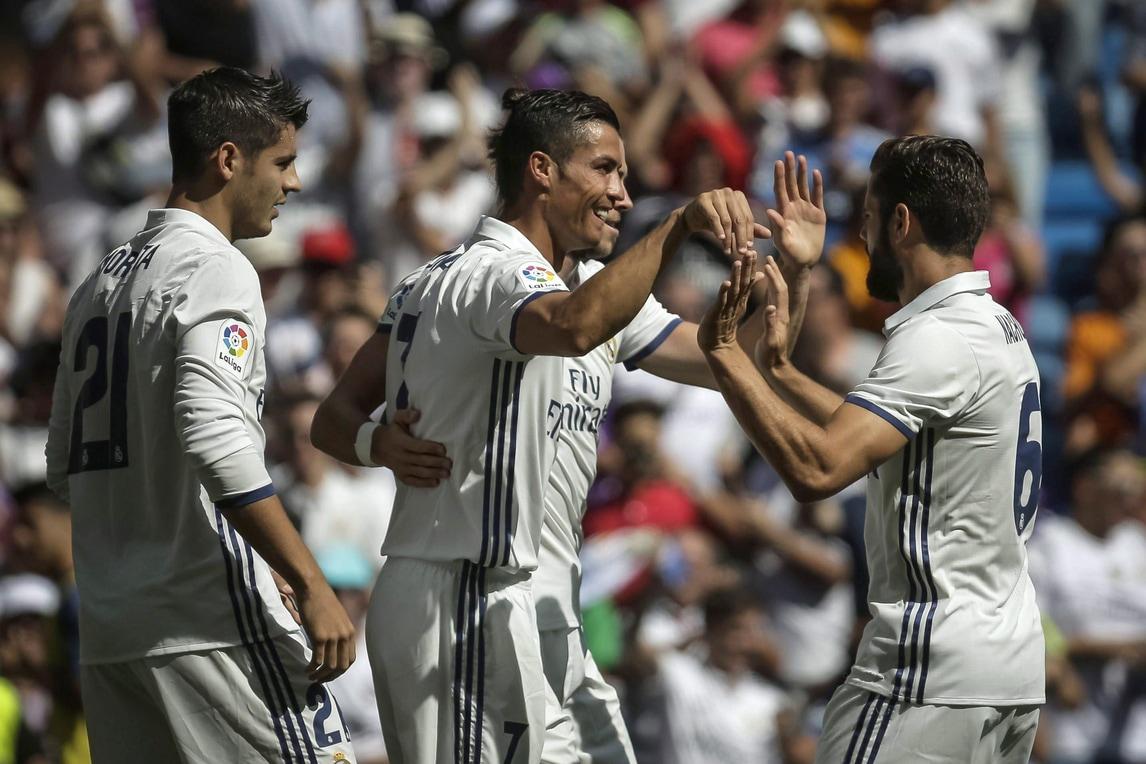 Liga, il Real Madrid non si ferma più: 5-2 all'Osasuna