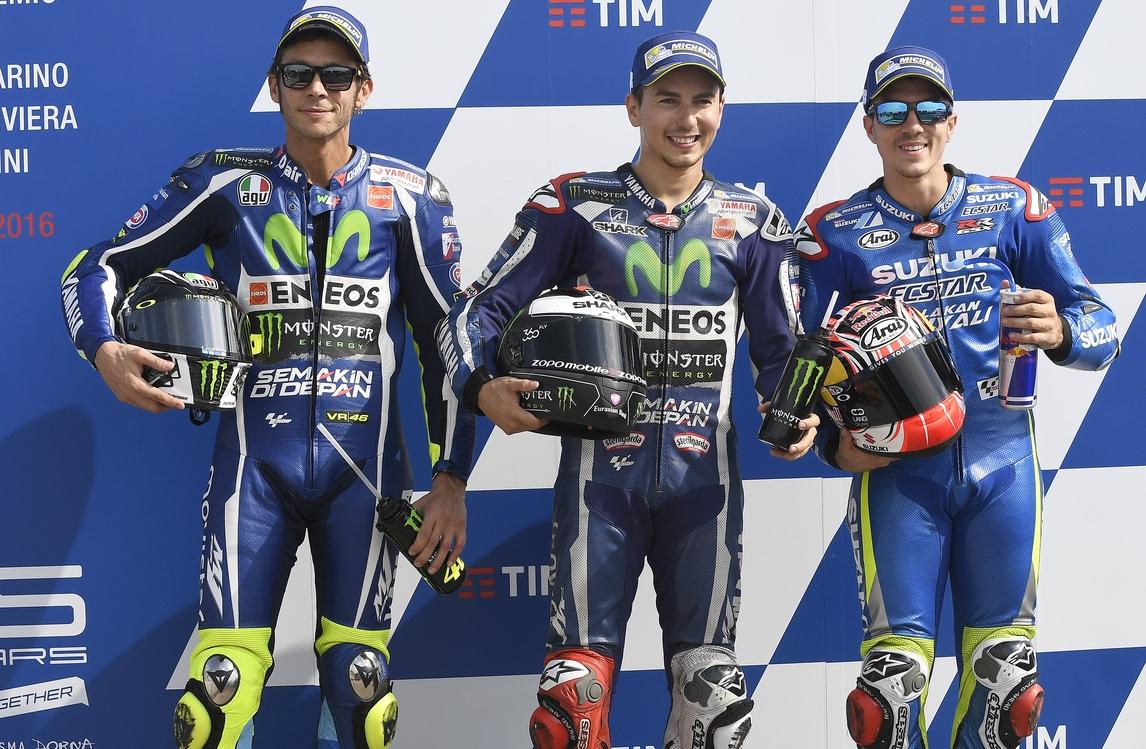 MotoGp, San Marino: sfida in quota Lorenzo-Rossi