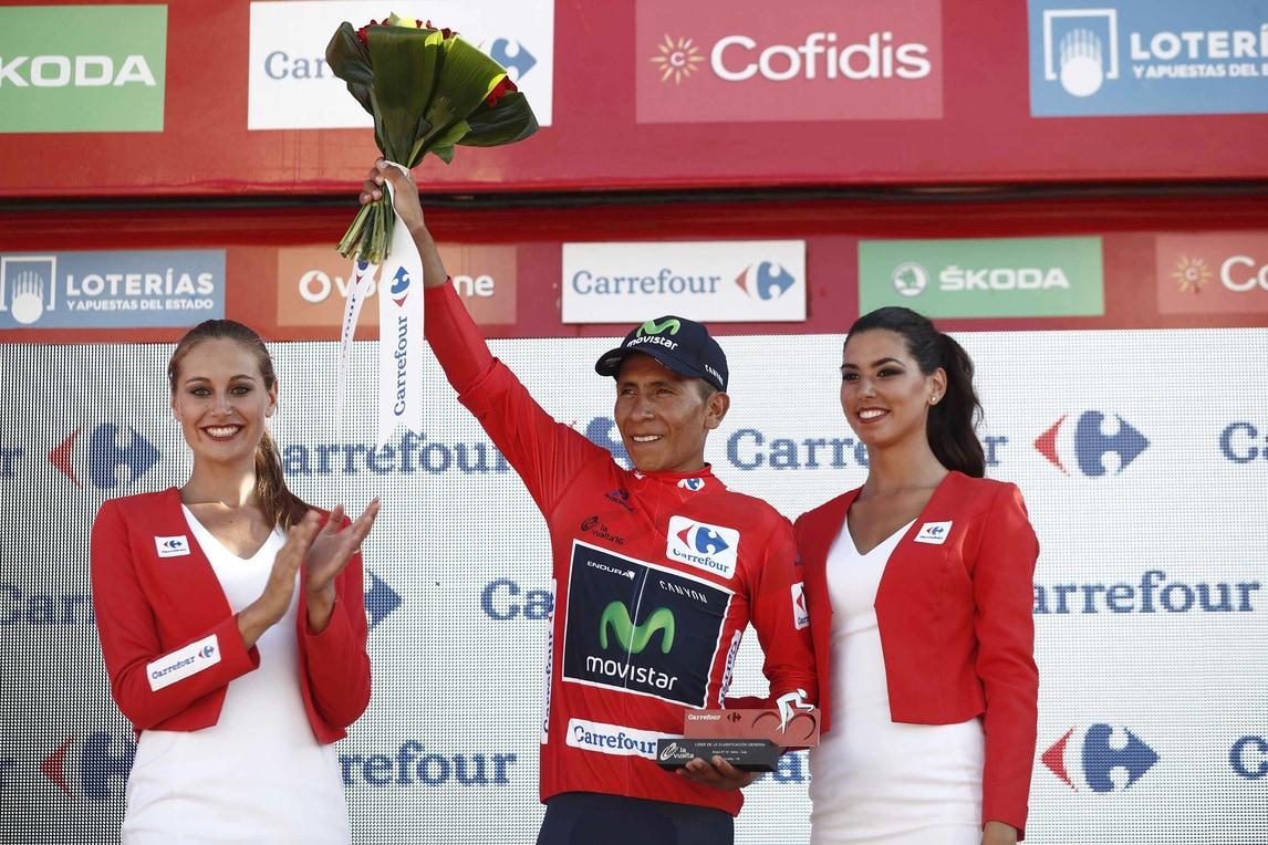 Vuelta: 20ª tappa a Latour, ma trionfa Quintana