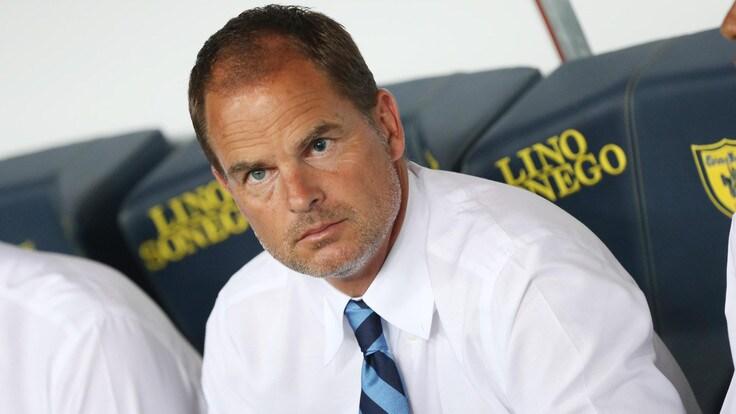 De Boer: «Inter, dammi un'altra vittoria»
