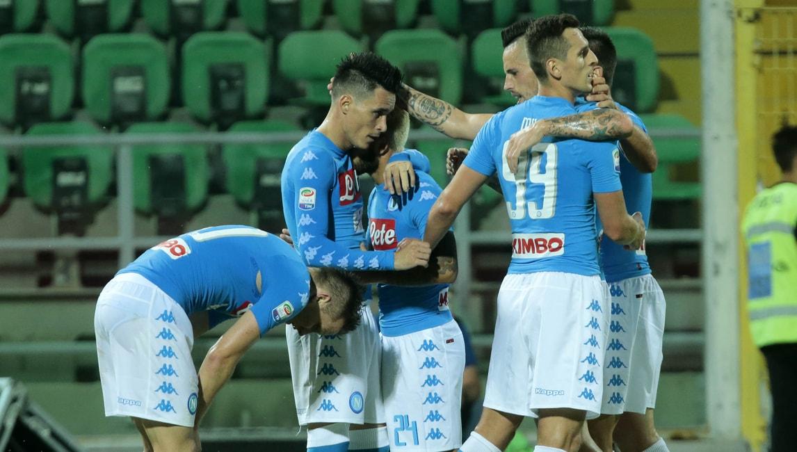 Corriere dello Sport-Stadio in edicola:Higuain, che show! Il Napoli non molla
